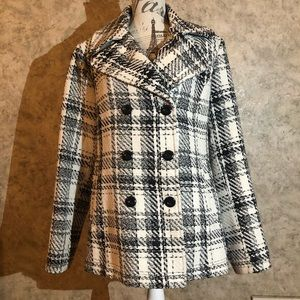 Valerie Stevens Woman's Wool Winter Coat